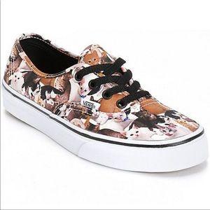 Vans x ASPCA Ltd Ed Sneakers. Size 5Mens/6.5 Women